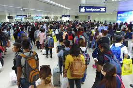 bureau immigration bureau of immigration reminds naia immigration officers to avoid