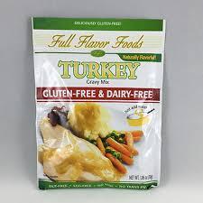turkey gravy mix flavor foods turkey gravy mix allergy orchard