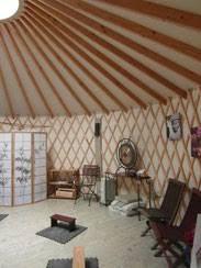 chambre d hote clisson domegaia la yourte espace bien être homgaia gite et chambre d