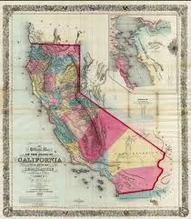Map Of Sacramento History Of California Water Wars And The Delta