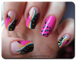 easy peasy nail art abstract do not refreeze food fun and