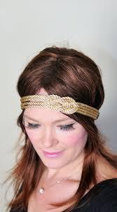knot headband knot headband gold knot headband knot headwrap by lucymir