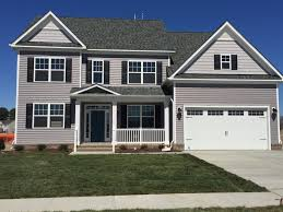 fieldstone single family new homes in chesapeake va