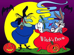 halloween computer my free wallpapers cartoons wallpaper bugs bunny halloween