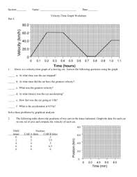 1 3 constant velocity worksheet 3