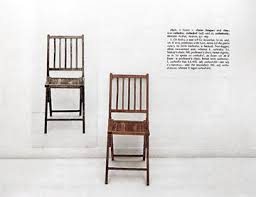 The Chair Is Against The Wall One And Three Chairs Wikipedia
