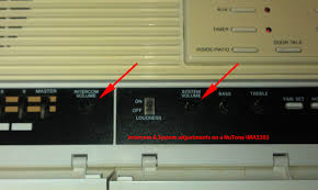 your site name nutone intercom systems common problems u0026 repairs