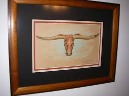 can you draw a longhorn principal notes