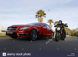 mercedes motorcycle motorcycle ducati diavel and mercedes cls 63 amg red power bike