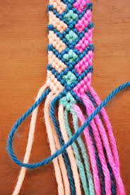 string knots bracelet images The diy crazy complicated friendship bracelet JPG