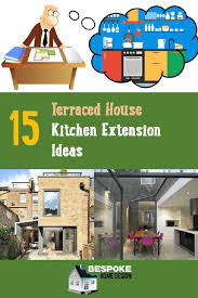 kitchen extensions ideas 15 terraced house kitchen extension ideas