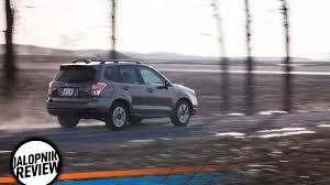 subaru forester touring 2016 2017 subaru forester the jalopnik review