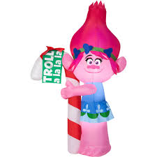 gemmy airblown inflatables poppy with