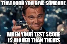 Meme Test - leonardo dicaprio cheers meme imgflip