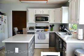 Gray Kitchen Cabinets Cabinets Com - grey kitchen cabinets pictures kitchen inspiration chic white and