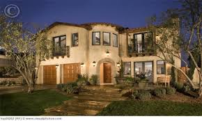 hacienda style house christmas ideas free home designs photos