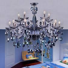 blue crystal chandelier light maria theresa chandelier light blue crystal lighting fixtures glass