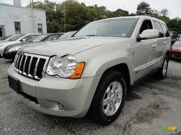 light gray jeep 2009 light graystone pearl jeep grand cherokee limited 4x4