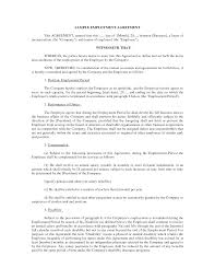 Business Buyout Agreement Template Best Employment Agreement Gallery Office Worker Resume Sample