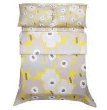 Marimekko Duvet Giveaway Marimekko Unikko Bedding From Bedding Style Stylecarrot