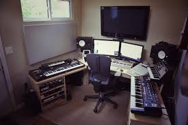 Recording Studio Layout by The Urban Studio Meets Music Summerstyle