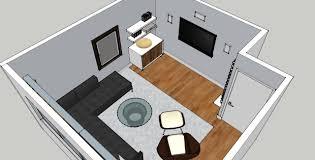 still designing the tv room foghill modern