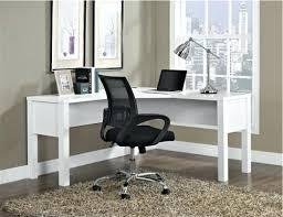 Desk L With Organizer White L Desk Furniture L Shaped Desk White Pertaining To Popular