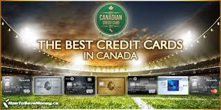 best credit cards in canada 2017