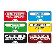 Ikea Porta Bottiglie by Adesivi Da Stampare Per Raccolta Differenziata Geekoo It Web