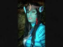 Halloween Avatar Costume Avatar Halloween Costume U0026 Makeup Cosplay