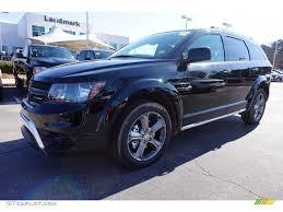 Dodge Journey 2016 - 2016 pitch black dodge journey crossroad plus 111066282