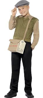 boy costumes child s 1940s evacuee boy costume candy apple costumes see all