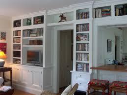 Inbuilt Bookshelf Built In Media Cabinet Maker Cabinets Tampa Center Cabinetsbuilt