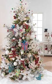 room decor decorated tree themes learning about