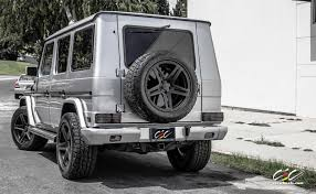 mercedes g wagon matte black mercedes benz g500 with nitto terra grappler tires u0026 c881 forged