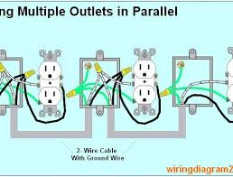 amusing wiring diagrams receptacle outlets pretty wire