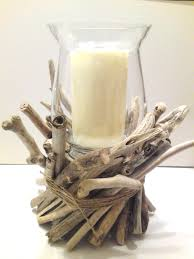 New Driftwood Candle Holder Driftwood Candle Holder Ideas