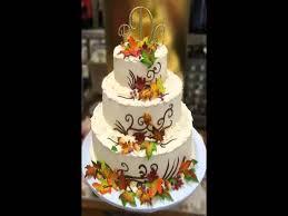 creative fall wedding cake ideas home art design decorations