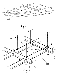 patent us20040213003 suspended ceiling lighting system