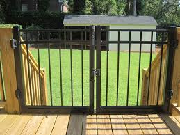 aluminum and steel gates commericial and residential brabham