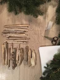 diy driftwood sailboat ornaments