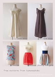 under dress pattern japanese sewing pattern craft books and