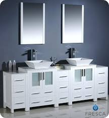 72 Vanities For Double Sinks Unthinkable White Bathroom Sink Vanity Double Sink Vanity White