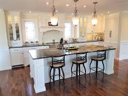 cuisine avec comptoir armoires de cuisine sur mesure à farnham