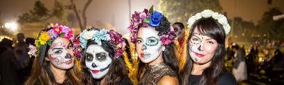 Dia De Los Muertos Costumes El Día De Los Muertos Das Tor