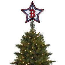 boston sox treetopper