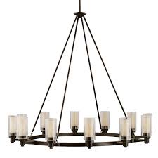 Non Electric Sconces Lighting Flameless Candle Chandelier Candle Chandelier Non