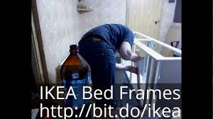 Nordli Bed Frame With Storage Review Ikea Bed Frames Are The Best Youtube