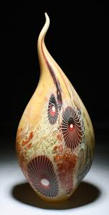 Fire Vase William Ortman U2014 Sherrie Gallerie