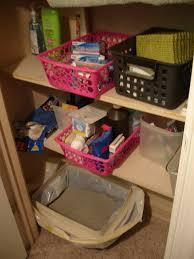 black kat u0027s design organizing the linen closet before